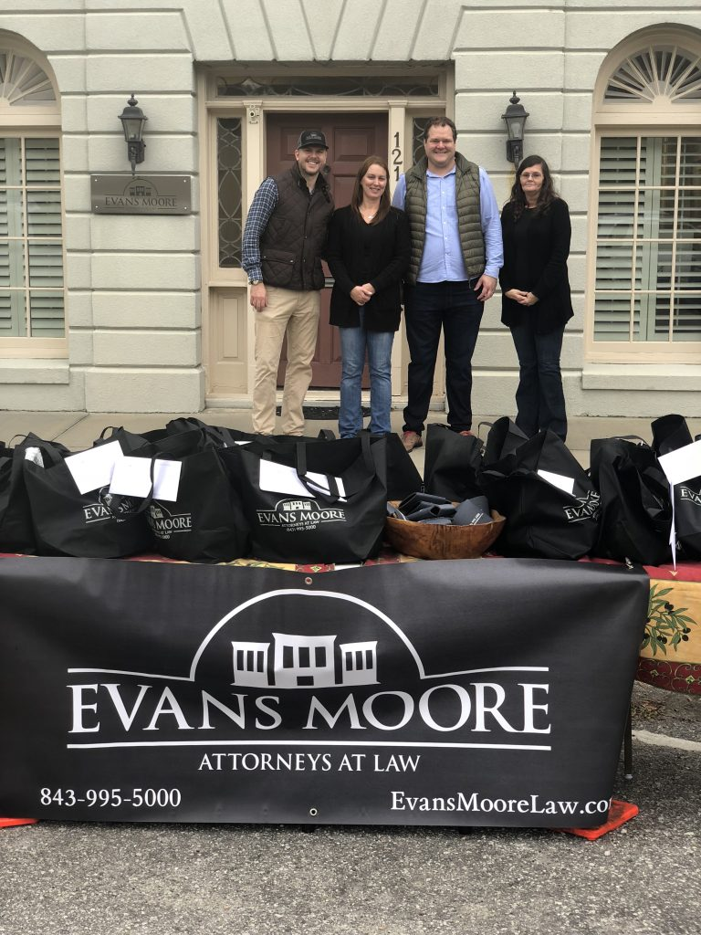 law firm turkey giveaway